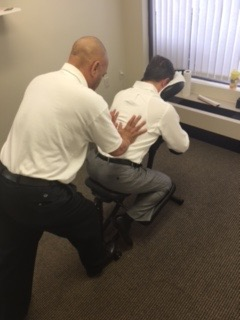 Chair Massage 3